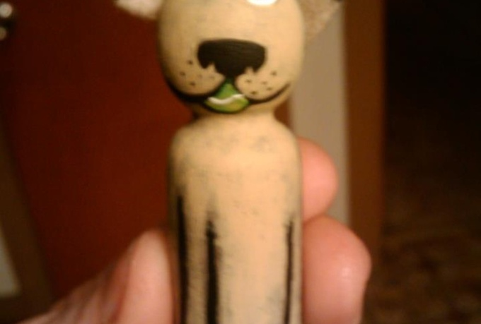 make custom wood doll of you, your child or pet