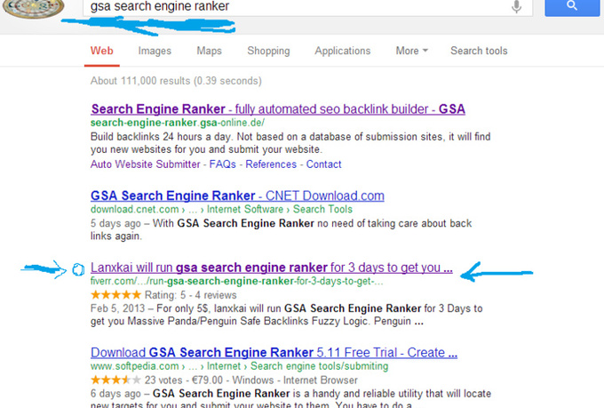 run GSA Search Engine Ranker for 3 Days Panda Penguin Safe Fuzzy Logic