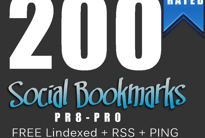 submit PR8 to Pr0 200 Social Bookmark Links