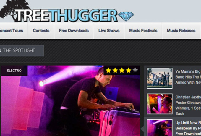 promote Your Band or DJ Song, Album or Tour on our Popular Music Blog