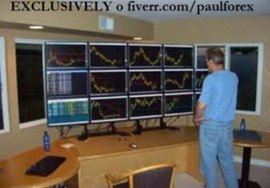 Forex traders room