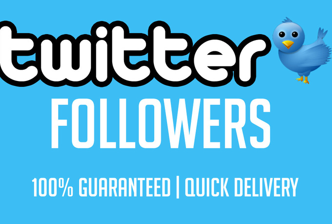 deliver 5000 twitter followers