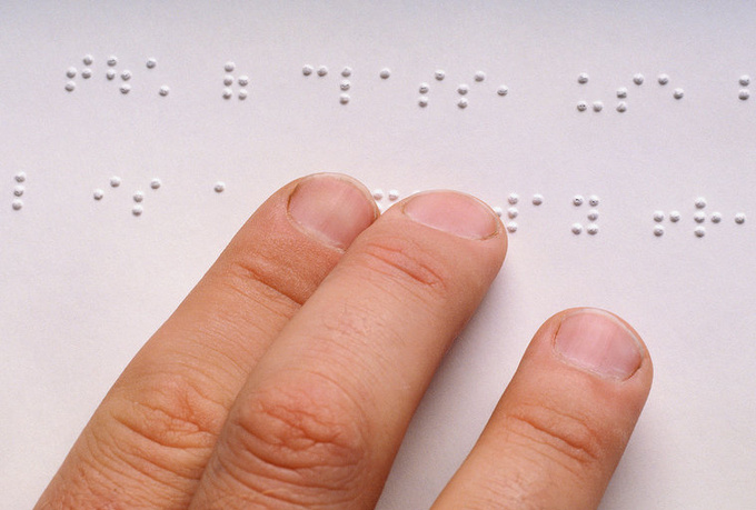 braille anything up to 1 page of words