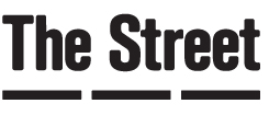 The street alternate logo